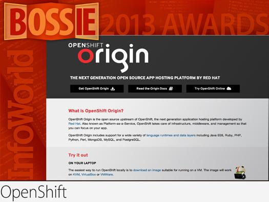 In Pictures: Bossie Awards 2013 - The best open-source application development tools