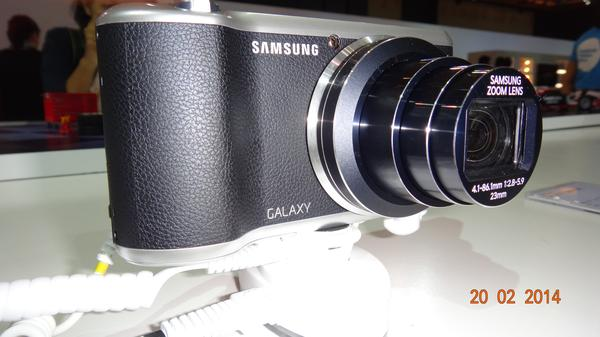 Photos: Samsung's 2014 TVs, Galaxies, cameras and more