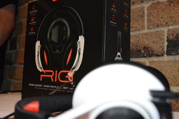 Plantronics goes after console gamers with RIG headset