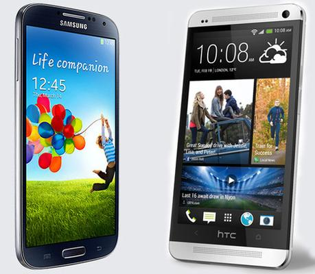 Samsung Galaxy S4 vs. HTC One: 5 Reasons to Choose the GS4