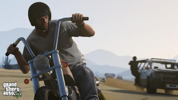 IN PICTURES: Latest Grand Theft Auto V screens