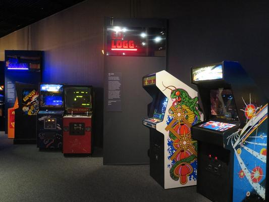 IN PICTURES: Game Masters exhibition explores history's most influential (+74 photos)