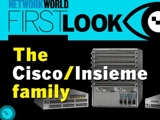 In Pictures: The Cisco/Insieme family
