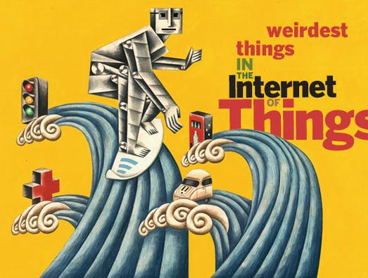In Pictures: Weirdest things in the Internet of Things