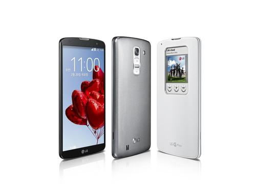 LG G Pro 2 has a 5.9-inch screen and shoots video at 120 frames per second
