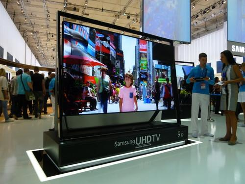 Breaking the 4K bottleneck, getting content to the home at IFA