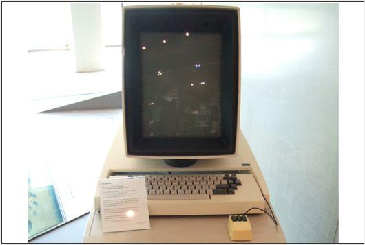 In Pictures: Of punchcards, platters, and wooden mice. The PC's origin story