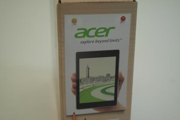 Hands-on with the Acer Iconia A1-810