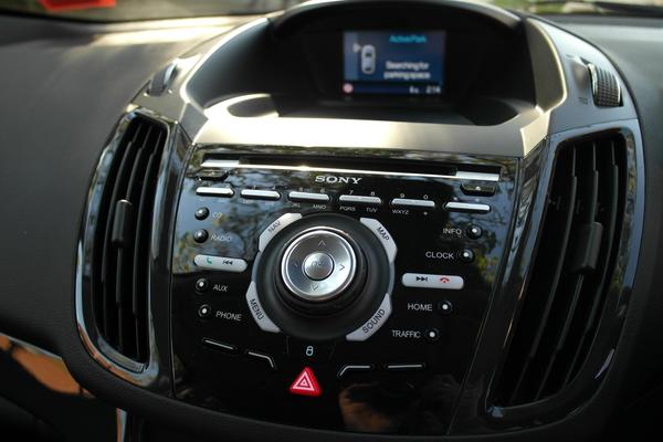 A closer look at the technology in the Ford Kuga SUV