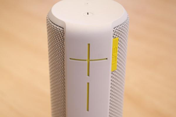 In pictures: the UE Boom wireless speaker