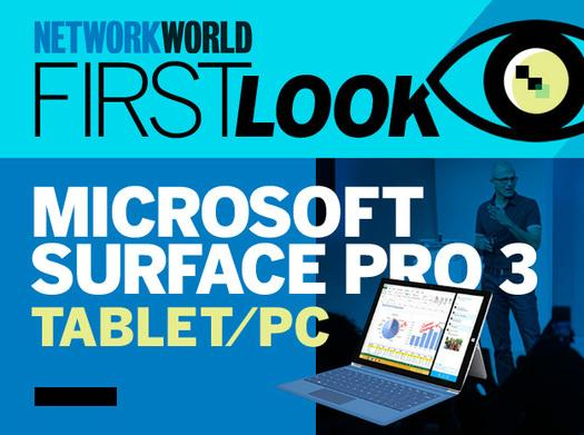 In Pictures: Microsoft Surface Pro 3 tablet/PC