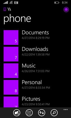 Eager to declutter your Lumia? Windows Phone 8.1 to get a file manager