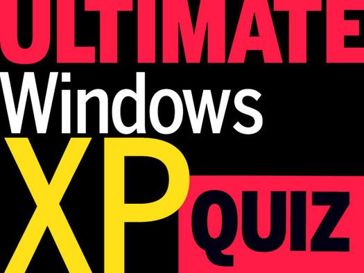 In Pictures: The ultimate Windows XP quiz
