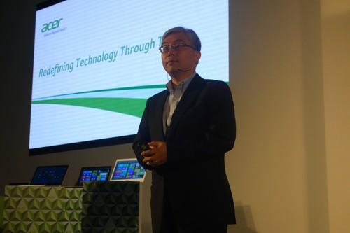 Updated: Acer CEO resigns as company plans restructuring and layoffs
