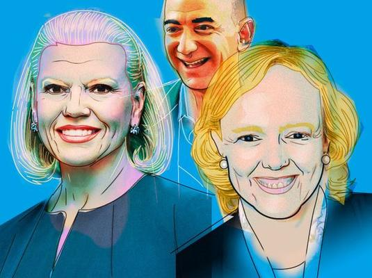 In Pictures: Tech companies pick up tab for pricey CEO perks