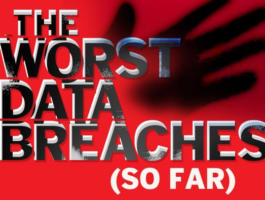 In Pictures: The worst data breaches (so far)
