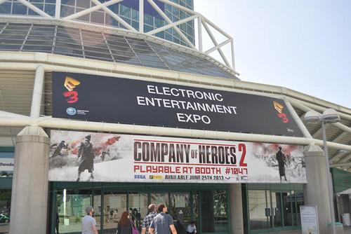 Shiny cars! Zombies! Cosplay! All this and much more on display at E3