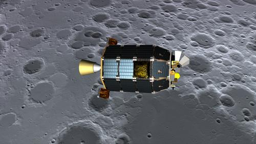 NASA to test laser communications link with new lunar mission