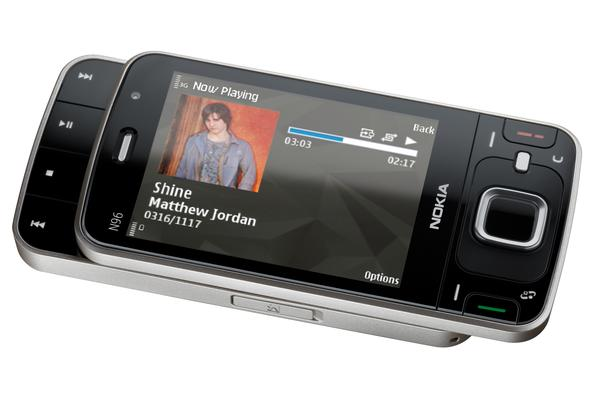 In pictures: Nokia launches N96 in Australia