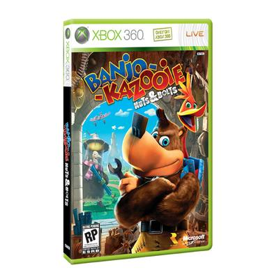 Banjo Kazooie: Nuts & Bolts