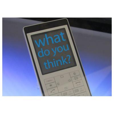 Five cutting-edge phone designs for 2009 and beyond