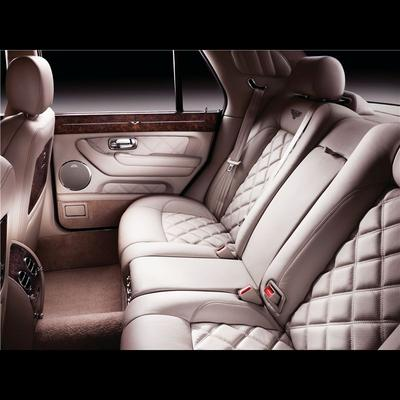 The Bentley In-Car Audio Experience By Naim