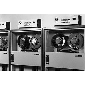 In Pictures: The evolution of storage