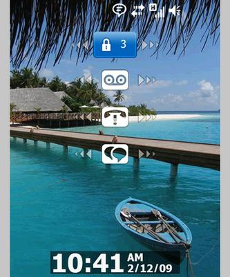 New Windows Mobile UI images leaked out