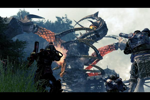 Lost Planet 2 announced