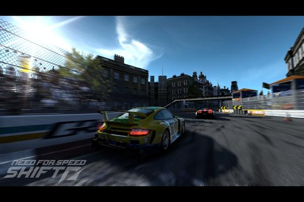 EA unleashes new Need for Speed game