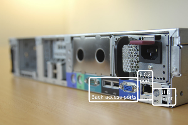 In pictures: Taking apart Hewlett-Packard's Proliant DL380 G5 server
