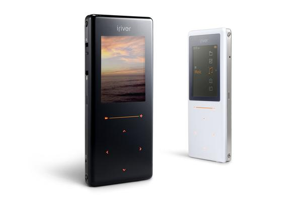 In pictures: iriver T6 MP3 Player