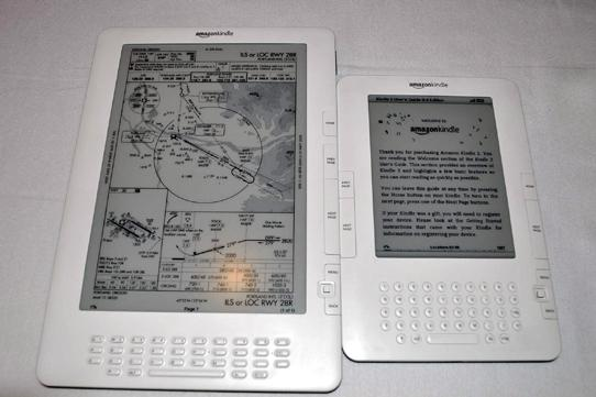 A guided tour: Hands on with the Kindle DX