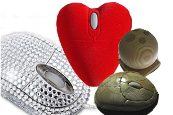 Stylish Mice: A Gallery of Bling Input Devices