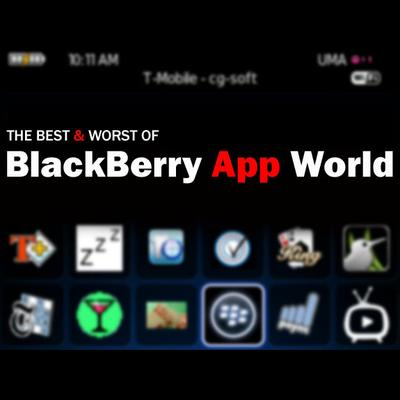 The best and worst of BlackBerry App World