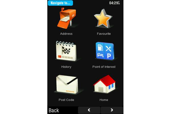 Sygic Mobile Maps 2009: the first turn-by-turn iPhone navigation app