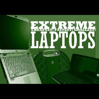 The world's most extreme laptops