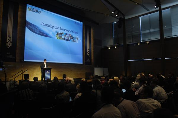 In Pictures: Realising Our Broadband Future summit