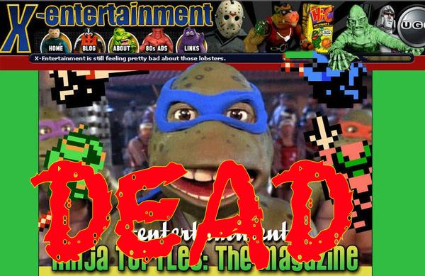 Gone but not forgotten: the best 'dead' websites on the Internet