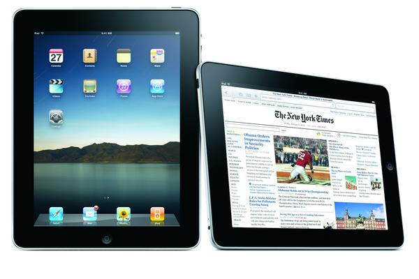 Meet the Apple iPad!