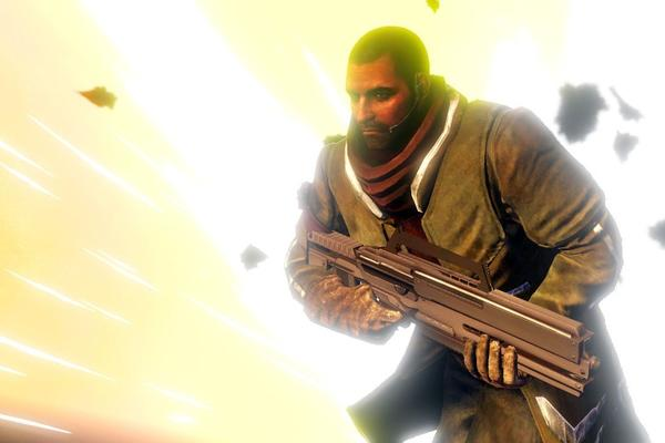 Red Faction: coming to a cinema near you?