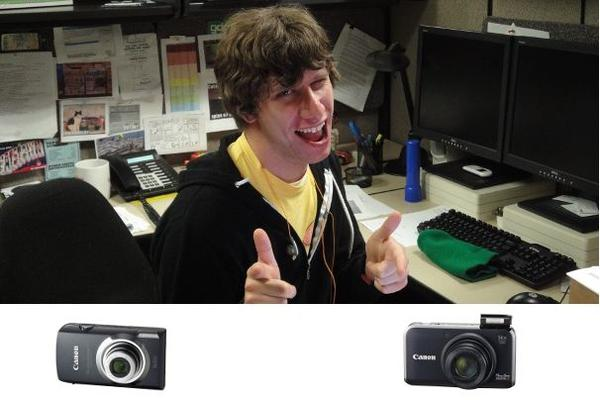 The coolest camera features of 2010