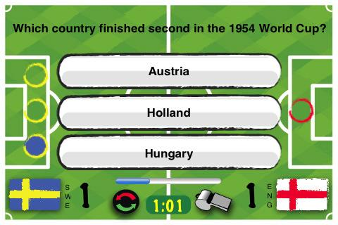 The top 10 World Cup iPhone apps