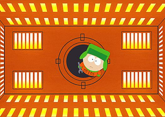 In Pictures: South Park skewers high-tech icons