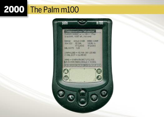 In Pictures: A Palm technology timeline