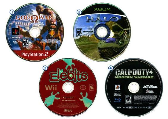 The evolution of video game media