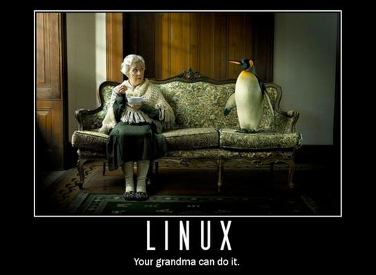 10 great illustrations of Linux humor