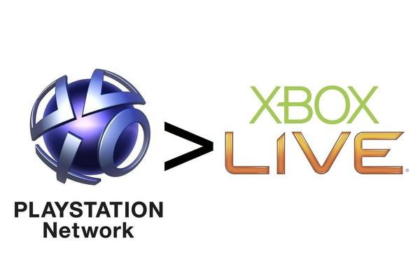10 reasons why PlayStation Network trumps Xbox Live