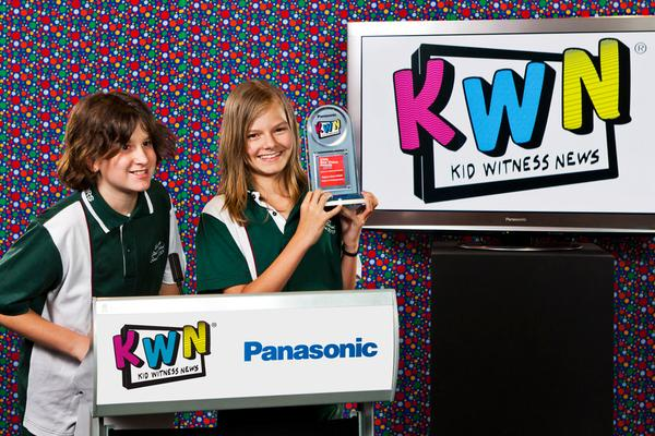 In pictures: Panasonic KWN Awards 2010