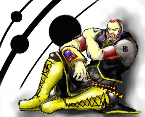 Creepy video game fan art Part 2: The Bloodening